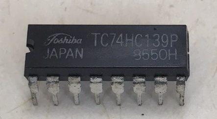 74HC139P