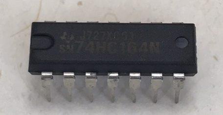 74HC164N
