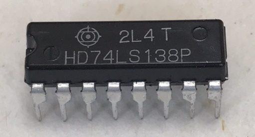 74LS138P