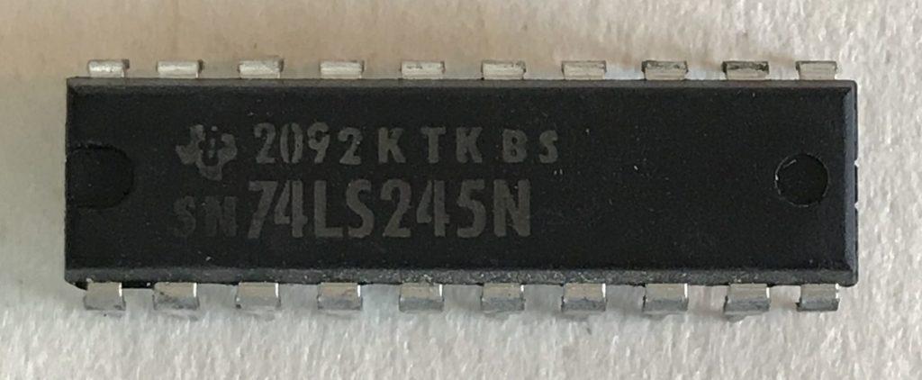 74LS245N