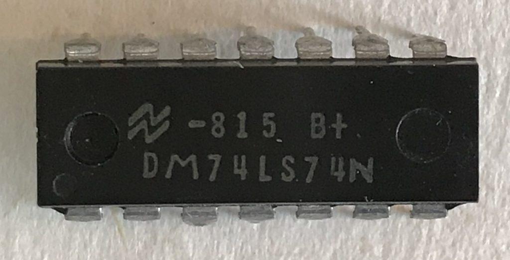 74LS74N