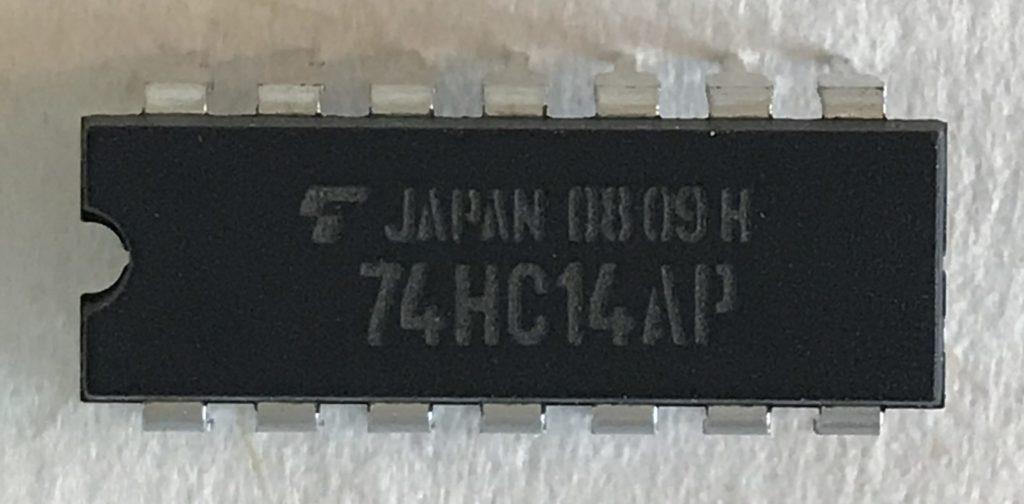 74HC14AP