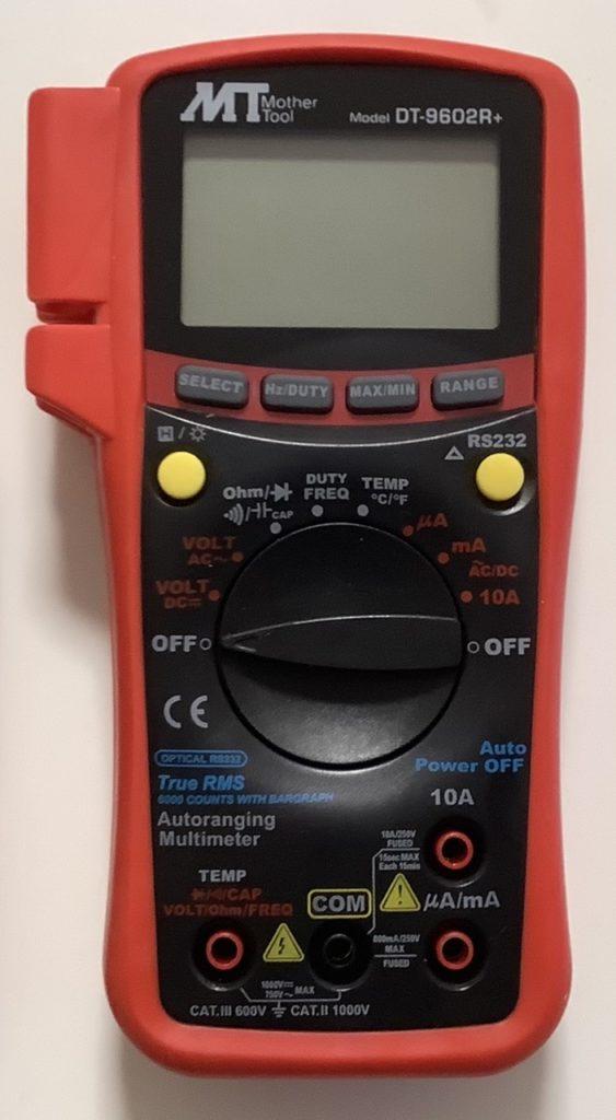 DT-9602R+