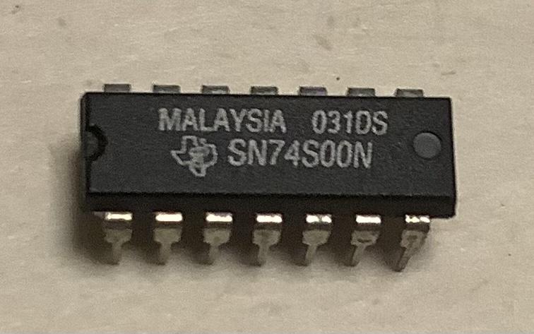 SN74S00N