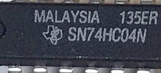 SN74HC04N