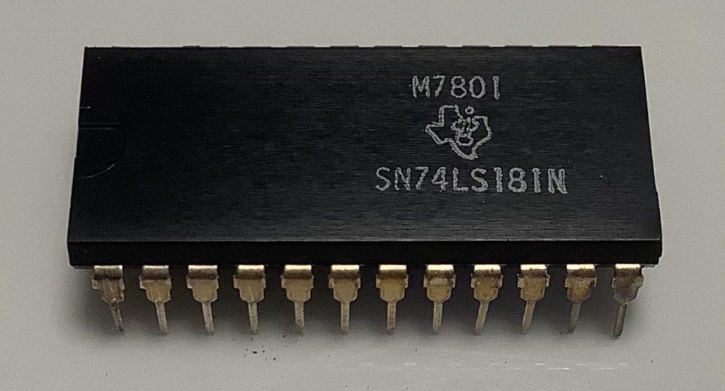 SN74LS181N