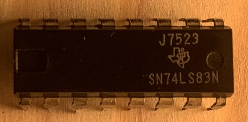 SN74LS83N