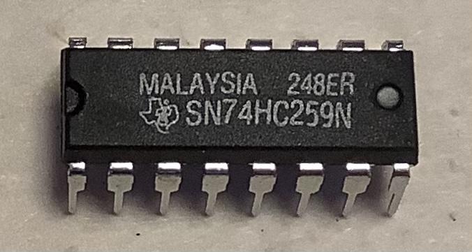 SN74HC259N