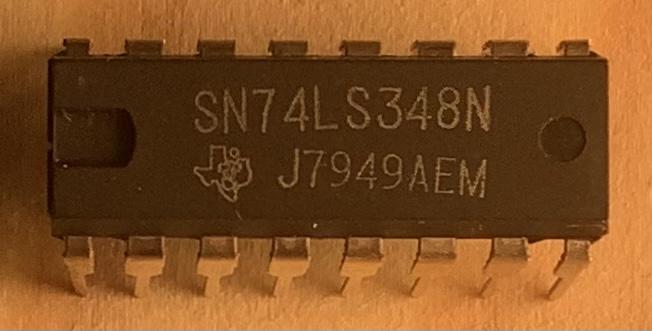 SN74LS348N