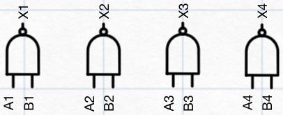4bit NAND