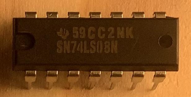 SN74LS08N