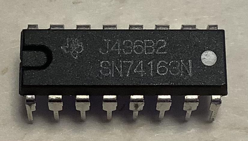 SN74163N
