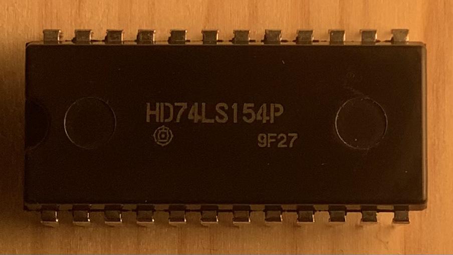HD74LS154P
